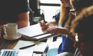 Employees discuss how to build better startups