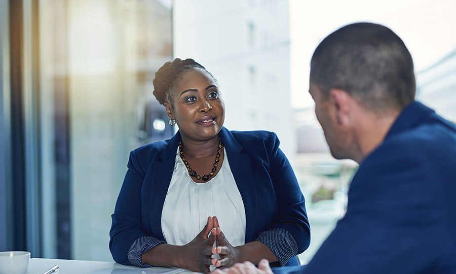HR professional considers outsourcing HR